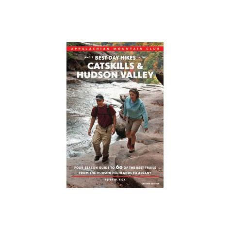 photo: Appalachian Mountain Club Best Day Hikes in the Catskills & Hudson Valley us northeast guidebook