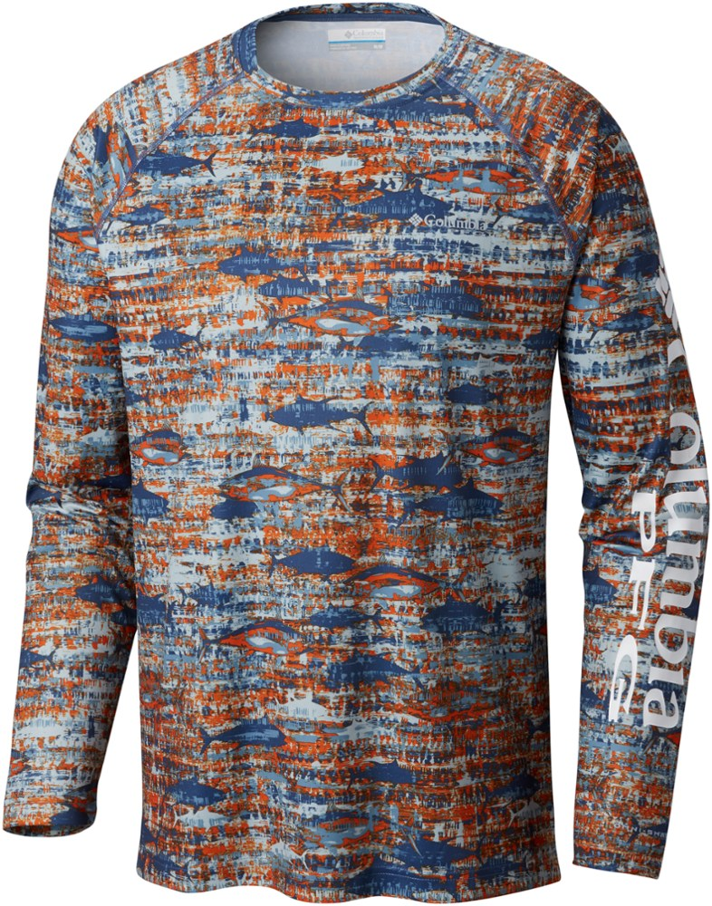 photo: Columbia Super Terminal Tackle Long-Sleeve Shirt long sleeve performance top