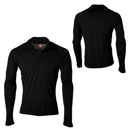 photo: Icebreaker Women's Bodyfit 150 LS Atlas Zip base layer top