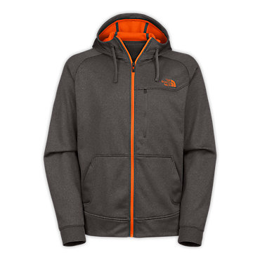photo: The North Face MC Cracken Hoodie fleece jacket