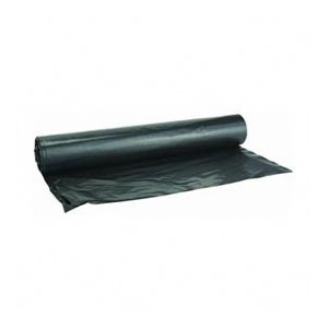 Black Polyethylene Plastic Sheeting Tarp
