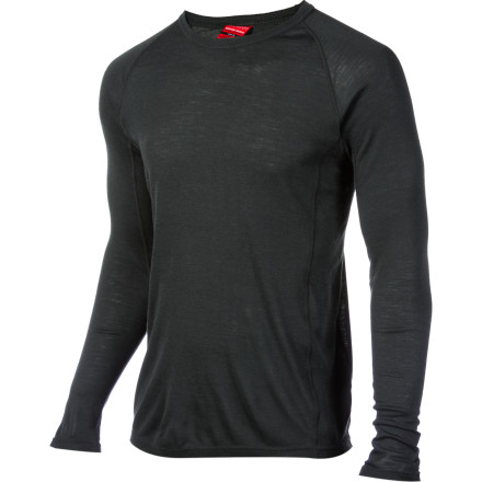RedRam Merino Top - Long-Sleeve