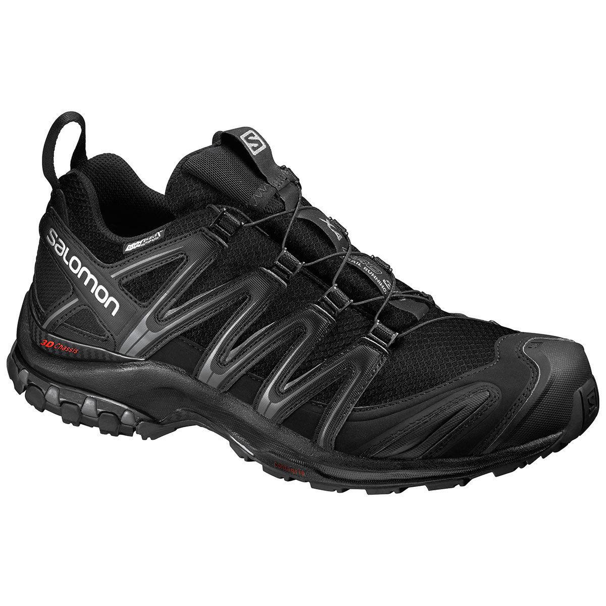 photo: Salomon XA Pro 3D CS WP trail running shoe