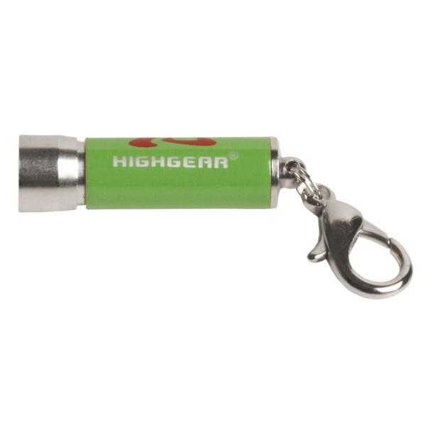 photo: Highgear Mini LED flashlight