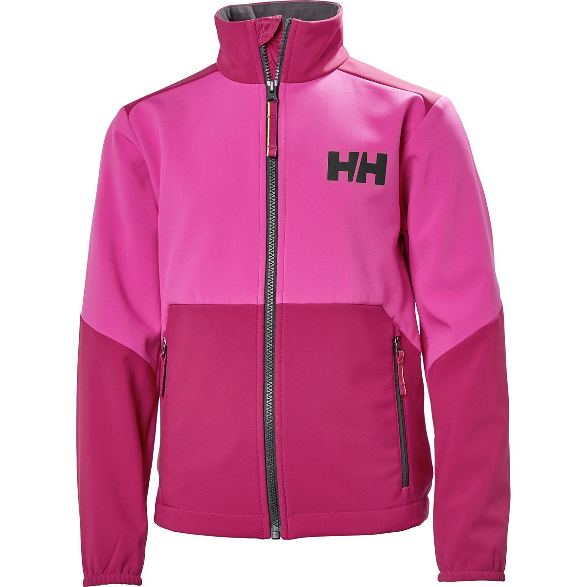 photo: Helly Hansen Jr Edge Softshell Jacket soft shell jacket