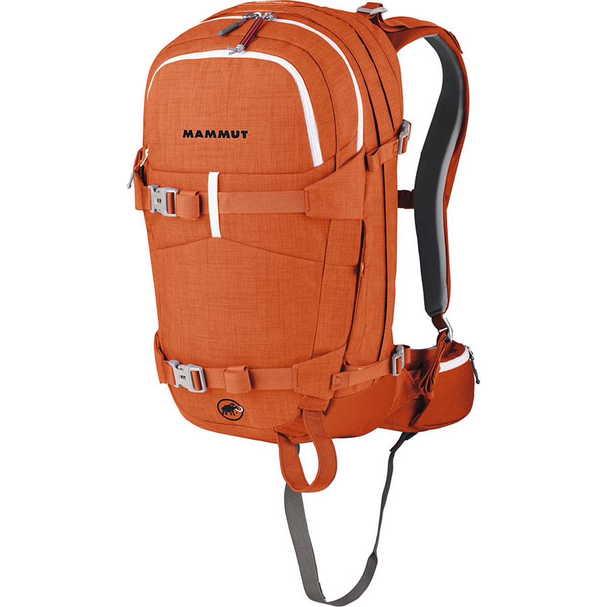 photo: Mammut Ride On Removable Airbag avalanche airbag pack