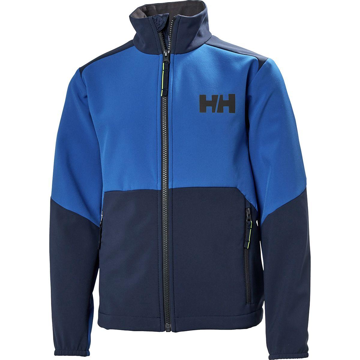 Helly Hansen Jr Edge Softshell Jacket