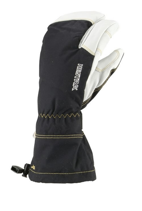 photo: Hestra Alpine Pro XCR 3-Finger Glove insulated glove/mitten