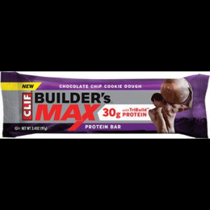Clif Builder's MAX: Chocolate Chip Cook Dough