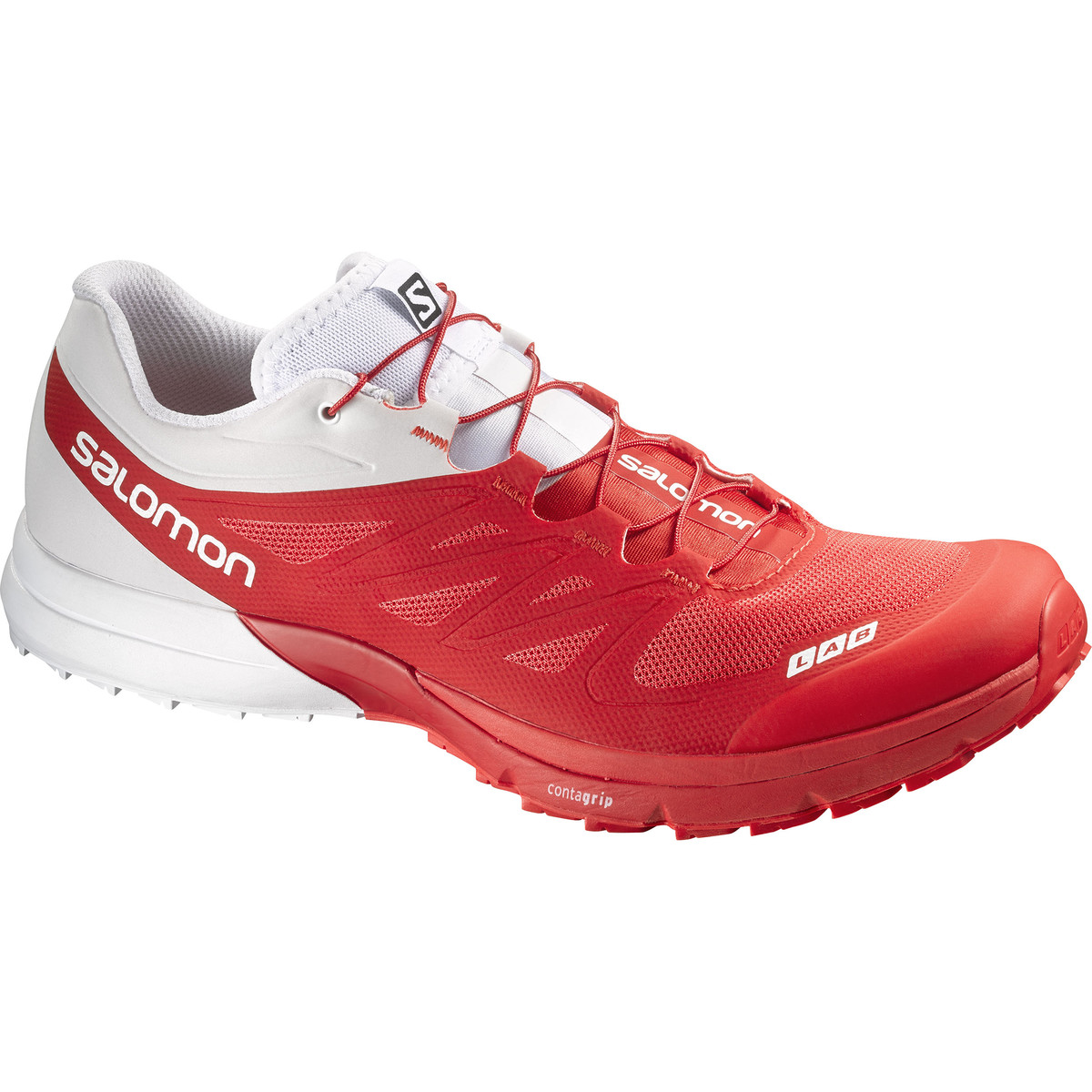 photo: Salomon Men's S-Lab Sense 3 Ultra SG trail running shoe