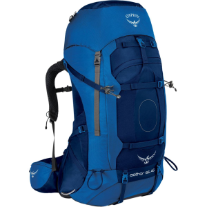 photo: Osprey Aether AG 85 expedition pack (4,500+ cu in)