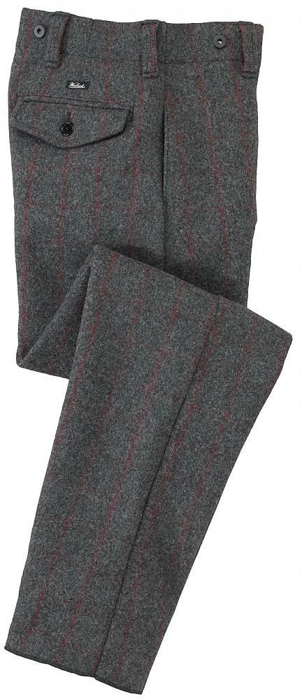 photo: Woolrich Malone Wool Pants fleece pant