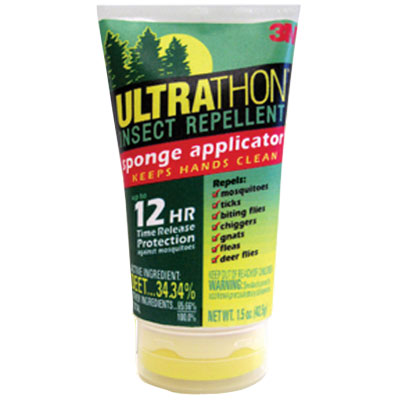 3M Ultrathon 33 Insect Repellent Sponge Applicator