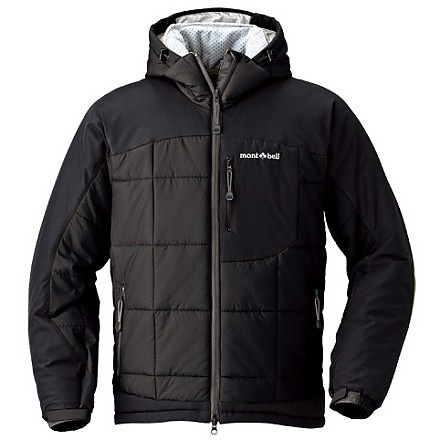 photo: MontBell Flatiron Parka synthetic insulated jacket