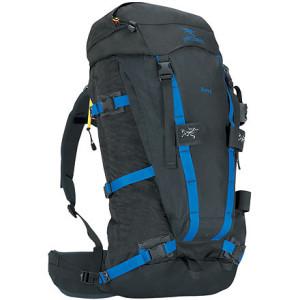 photo: Arc'teryx Borea overnight pack (2,000 - 2,999 cu in)