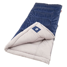 photo: Coleman Brazos 20 3-season synthetic sleeping bag