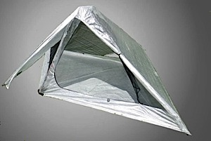 photo: LightHeart Gear Solo Cuben three-season tent