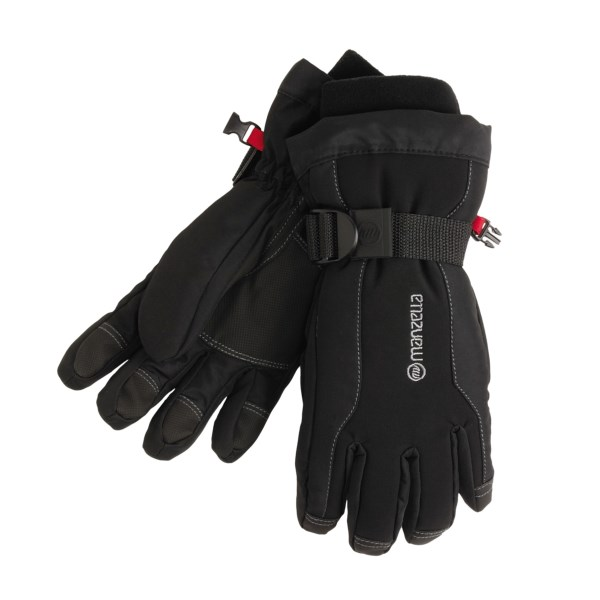 photo: Manzella Men's Fahrenheit 5 Gore-Tex Gloves insulated glove/mitten