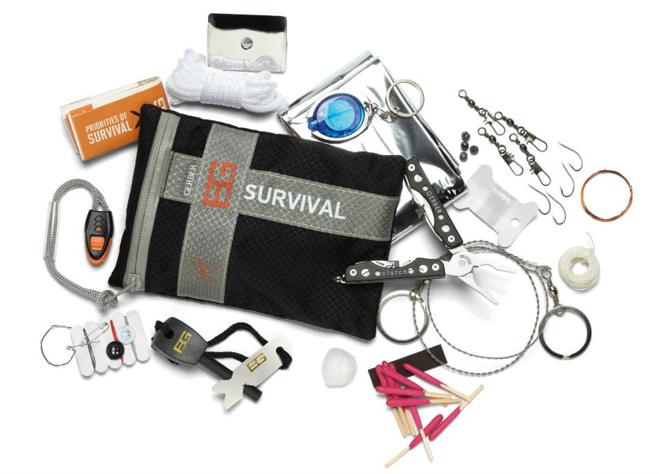 Gerber Bear Grylls Survival Ultimate Kit