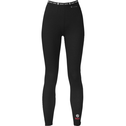 photo: The North Face Women's Warm Merino Tight performance pant/tight