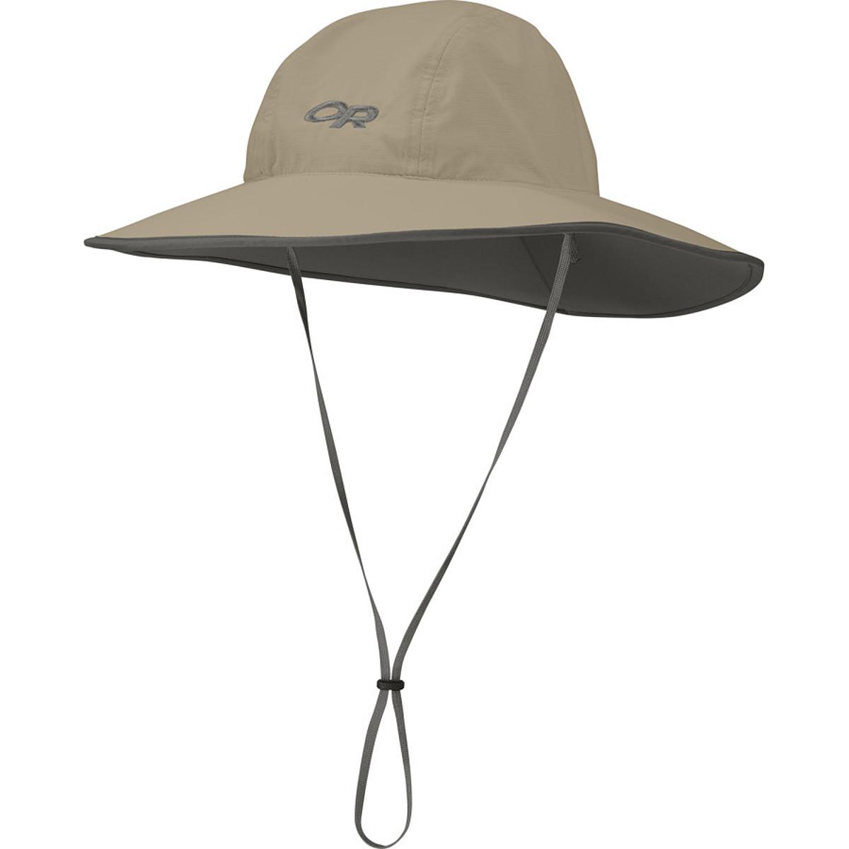 photo: Outdoor Research Aquifer Sombrero sun hat
