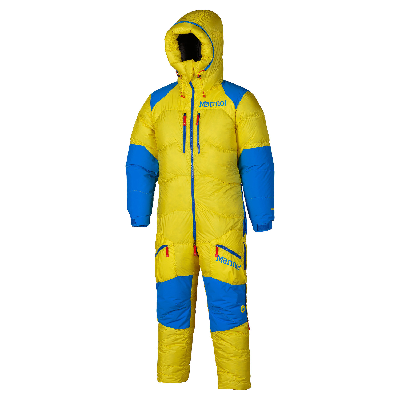 photo: Marmot 8000M Suit down insulated suit