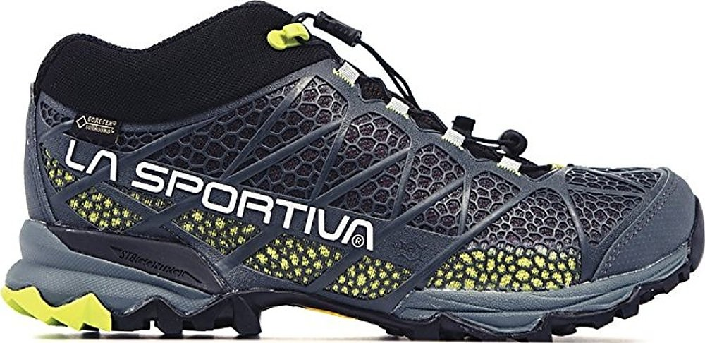 photo: La Sportiva Synthesis Mid GTX hiking boot