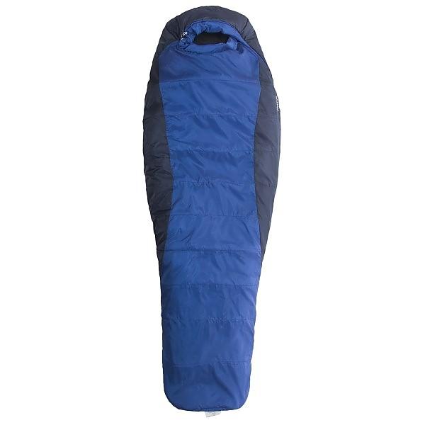 photo: Marmot Wizard 3-season synthetic sleeping bag