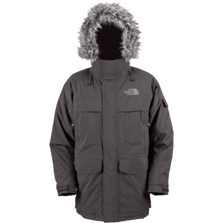 photo: The North Face Men's McMurdo Parka down insulated jacket
