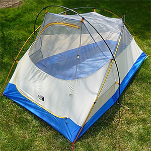 photo: The North Face Arcus 23 three-season tent