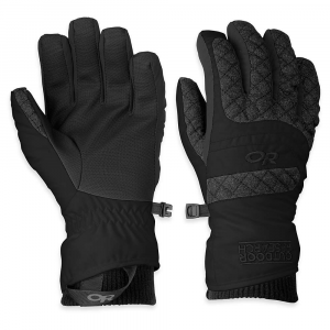 photo: Outdoor Research Women's Riot Gloves insulated glove/mitten