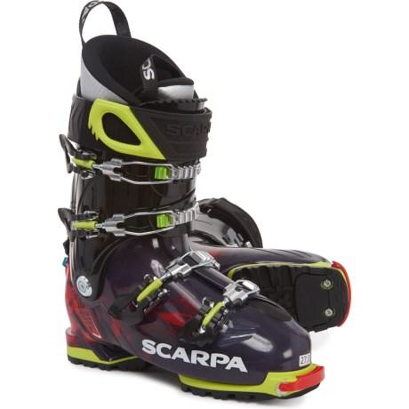 photo: Scarpa Men's Freedom SL 120 alpine touring boot