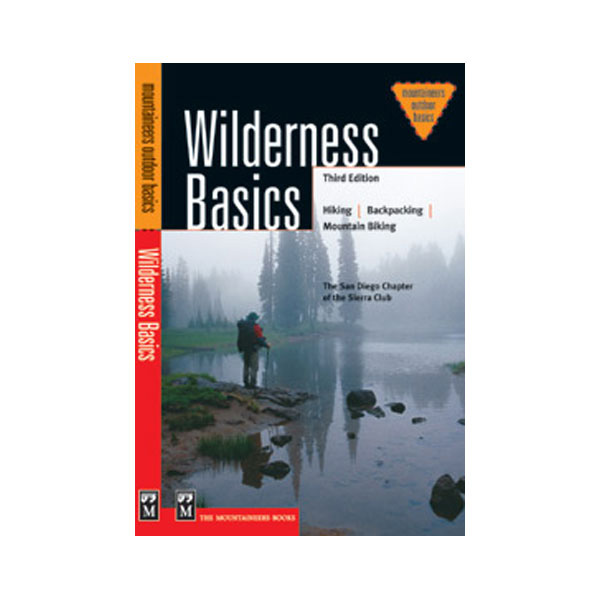 photo: The Mountaineers Books Wilderness Basics first aid/safety/survival book