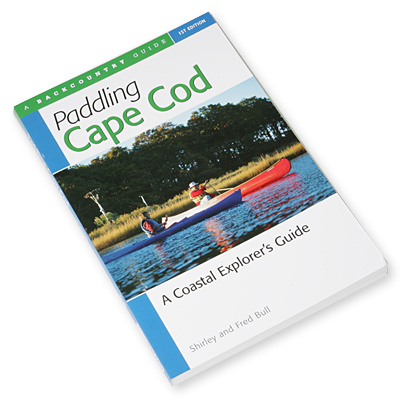 photo: Countryman Press Paddling Cape Cod us northeast guidebook