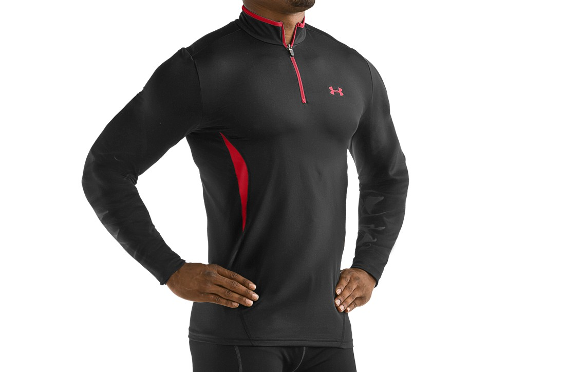 Under Armour ColdGear Fitted Peak 1/4 Zip
