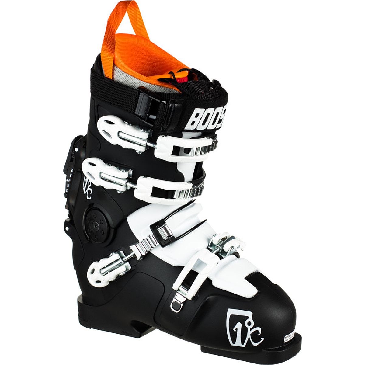 photo: Icelantic First Degree Stormtrooper ST 2 alpine touring boot