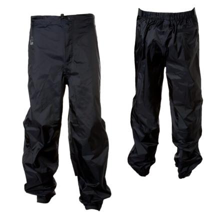 photo: Sierra Designs Cyclone Full Zip Pant waterproof pant
