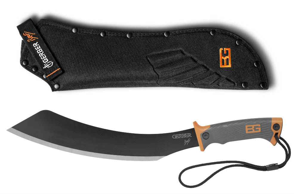 photo: Gerber Bear Grylls Parang multi-tool