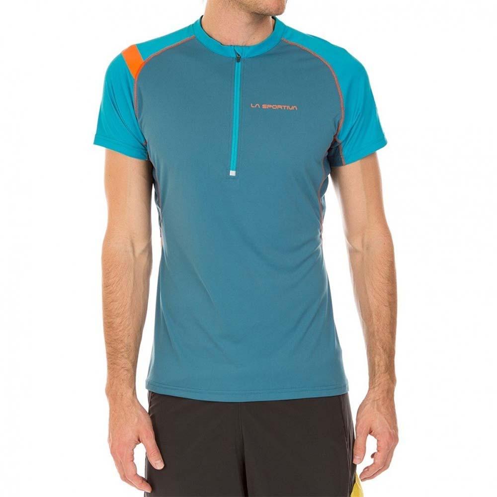 photo: La Sportiva Advance T-Shirt short sleeve performance top