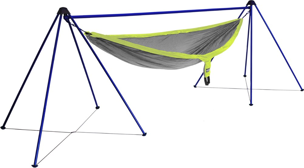 photo: Eagles Nest Outfitters Nomad Hammock Stand hammock accessory