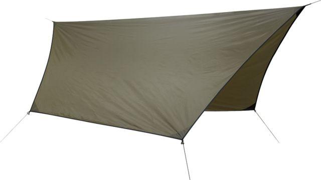 photo: Hennessy Hammock Asym Hex tarp/shelter