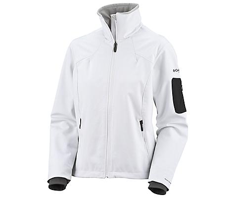 photo: Columbia Code 9 Jacket soft shell jacket