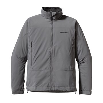 photo: Patagonia Men's Solar Wind Jacket synthetic insulated jacket