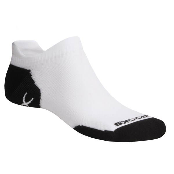 photo: Brooks Infiniti Double Tab Socks running sock