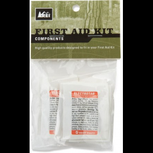 photo: REI Electrotab Electrolyte Replacement Tablets first aid supply