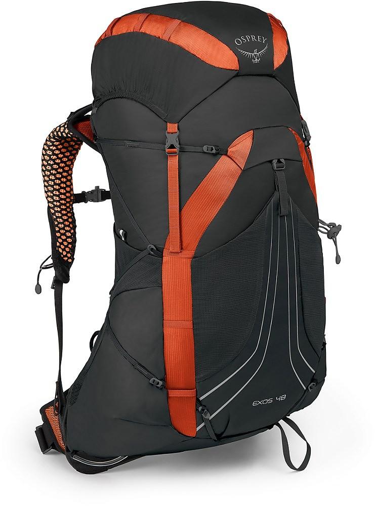 photo: Osprey Exos 48 overnight pack (35-49l)