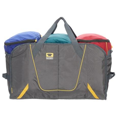photo: Mountainsmith Modular Hauler 3 System Deluxe pack duffel
