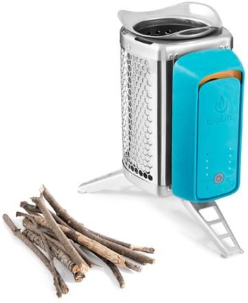 photo: BioLite CookStove wood stove