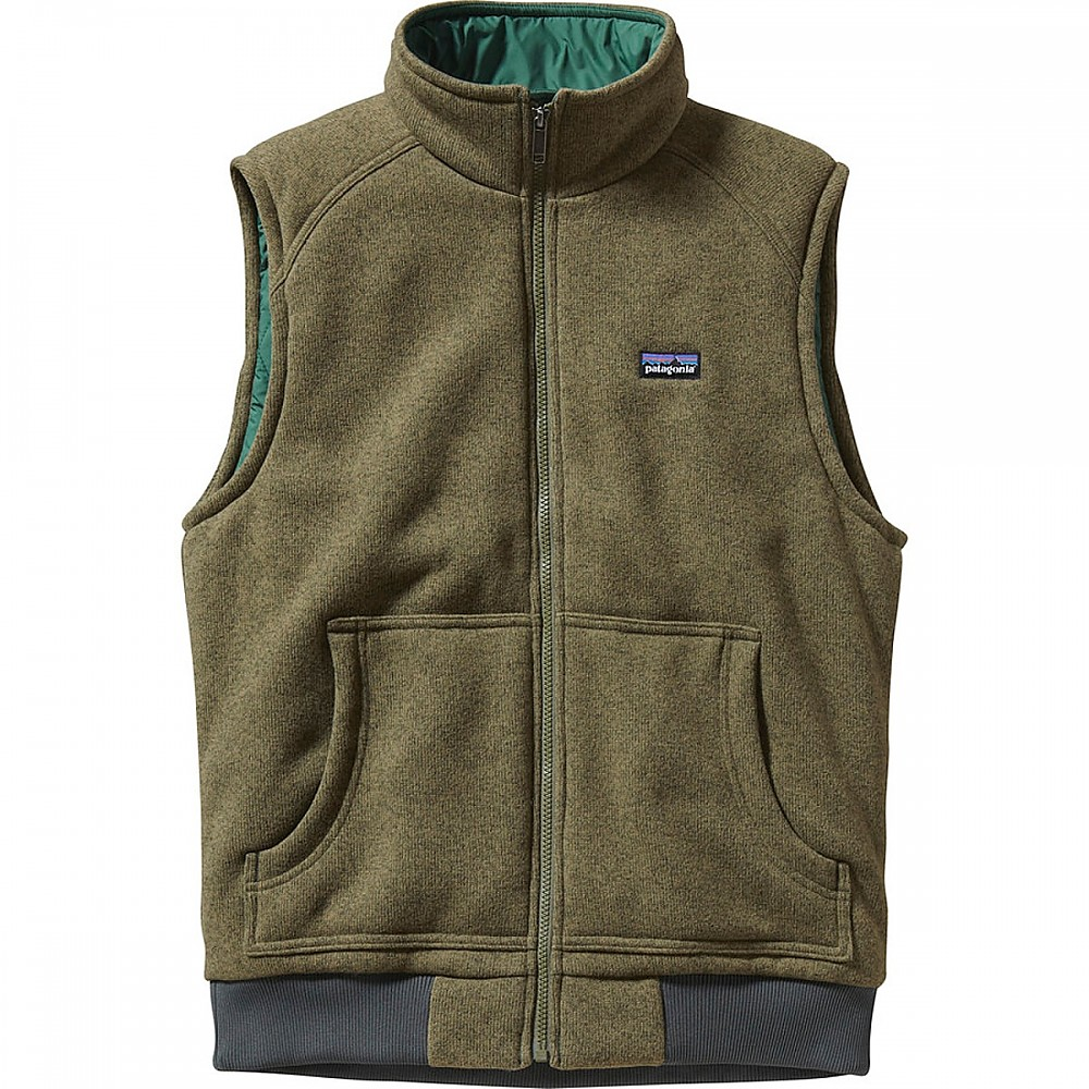 photo: Patagonia Better Sweater Vest fleece vest