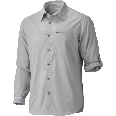 photo: Marmot Balcon Shirt hiking shirt